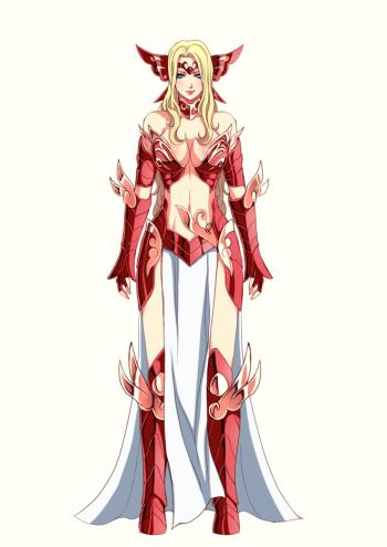 Afrodite a deusa da beleza