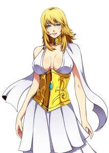 Musha_Shugyo_Saint_Seiya_Ares_Chapter_Laila